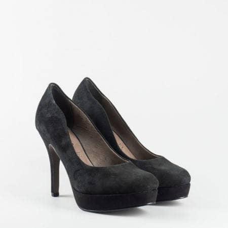 Елегантни дамски обувки Tamaris с изчистена визия 122419vch