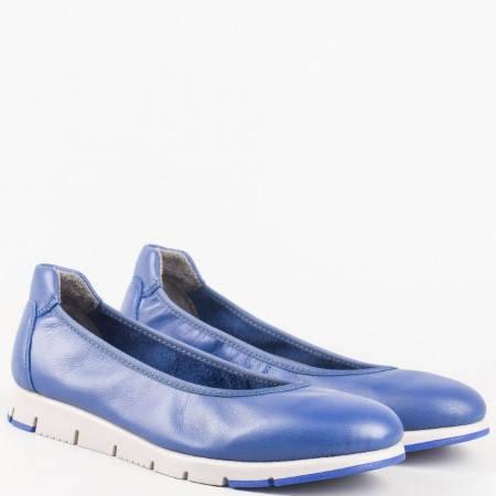 Стилни сини дамски обувки Aerosoles с Flex Comfort система  160316s