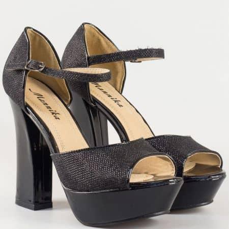 Елегантен модел дамски обувки 163lch