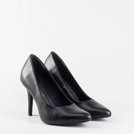 Елегантни немски обувки на висок ток 222418ch