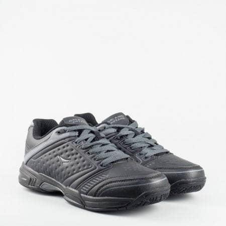 Мъжки маратонки  GRAND ATTACK от висококачествена еко кожа 4085-45ch