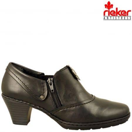 Швейцарски  дамски обувки Rieker с удобен ток 57151ch