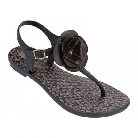 Модерни бразилски дамски сандали с ленти между пръстите Grendha 8127822179
