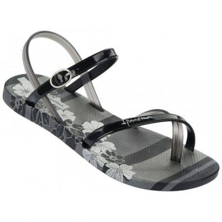 Модерни и комфортни дамски сандали Ipanema в черен цвят  8147421708