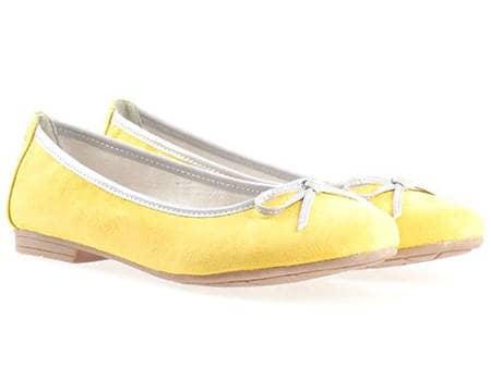 Немски равни дамски обувки Jana тип балеринa 8822164nj
