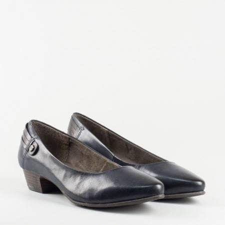 Ежедневни обувки от естествена кожа от Германия 8822200s