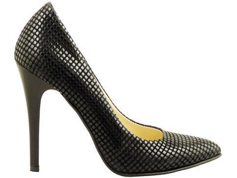 Стилни елегантни дамски обувки 067ch
