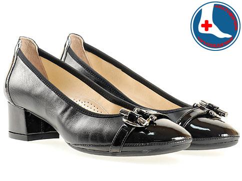 Дамски обувки Naturelle, 100% естествена кожа, анатомични с ортопедична стелка z695702ch