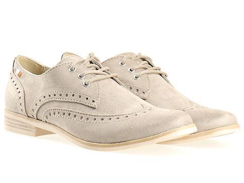 Немски комфортни обувки от Marco Tozzi, изработени са от висококачествен еко велур 223205vsv