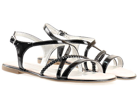 Дамски сандали, изработени са от висококачествена еко кожа, Tamaris - Германия 128129lch