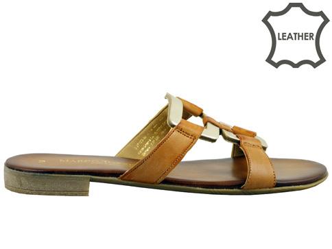 Комфортни равни чехли, произведени от Marco Tozzi - Германия 227123k