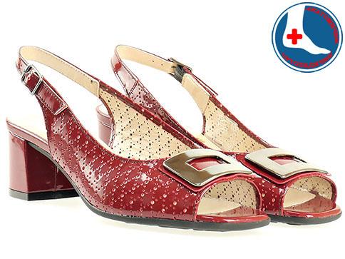 Дамски сандали z1904lbd