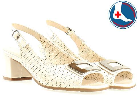 Дамски сандали z1904lbj
