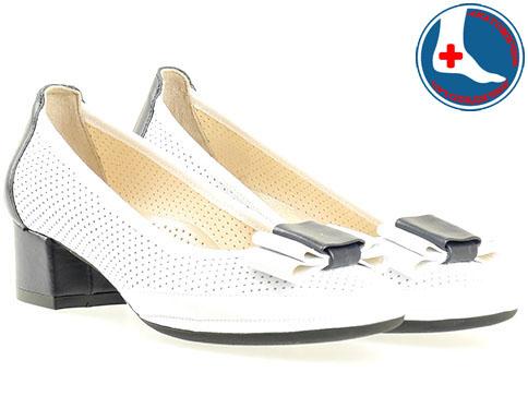 Анатомични дамски обувки Naturelle, от естествена кожа с ортопедична стелка z695703b