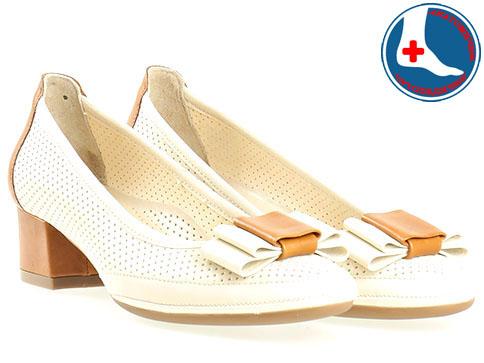 Анатомични дамски обувки Naturelle, от естествена кожа с ортопедична стелка z695703bj