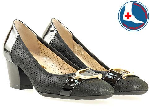 Анатомични и ортопедични дамски обувки Naturelle, изработени изцяло от естествена z76020ch