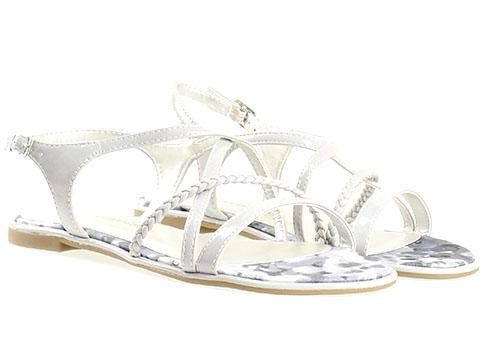 Дамски сандали, изработени са от висококачествена еко кожа, Tamaris - Германия 128129lsv
