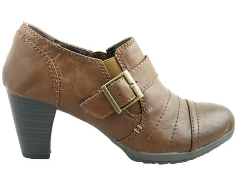 Качествени немски обувки Jana с интересна визия 824460k