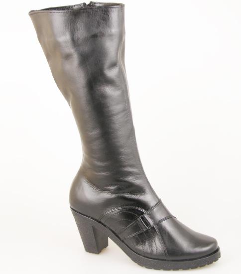 Качествени български ботуши - естествена кожа, произведени в България m268ch