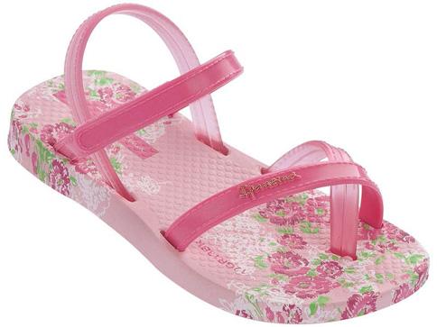 Детски бразилски сандали Ipanema  за момичета в розов цвят 8120720791