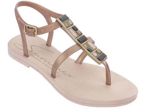 Модерни и комфортни детски сандали Ipanema в бежов цвят 8138790033