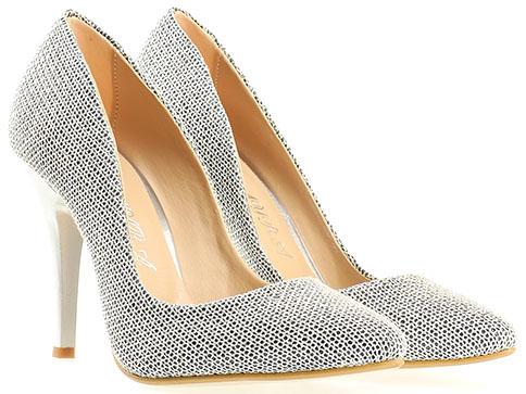 Елегантни дамски обувки на висок ток 1800sr