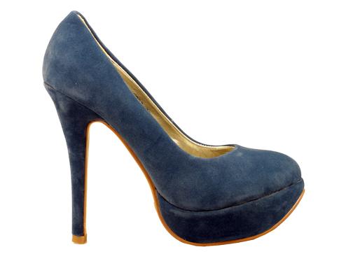 Изключително елегантен модел дамски обувки на висок ток 5227vs