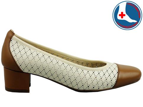 Дамски обувки с анатомично ходило Naturelle z70970bj