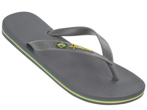 Мъжки бразилски чехли Ipanema с ленти между пръстите 8041522341
