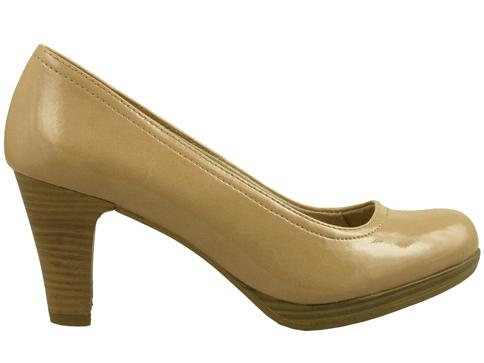 Класически модел немски комфортни обувки Tamaris с удобна платформа 1122435lk