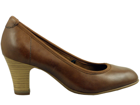 Стилни дамски обувки Tamaris с Antishokk система 122424kk