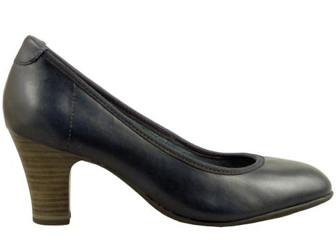 Стилни дамски обувки Tamaris с Antishokk система 122424s