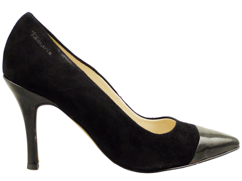 Елегантни немски дамски обувки Tamaris 122427vch