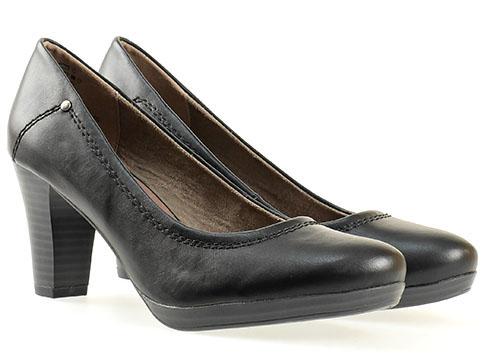 Дамски обувки от Jana водещ немски производител, изработени от висококачествена еко кожа 822462ch