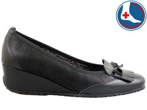 Aнатомични дамски обувки в италиански стил Naturelle z7087ch