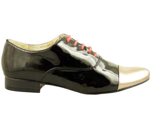 Комфортни и елегантни дамски обувки с връзки 13110306lch