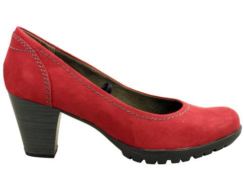 Иновативен модел немски дамски обувки Jana с грайферна платформа 8822400vchv