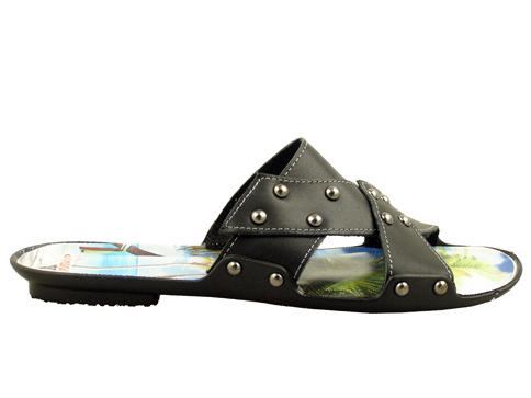 Ежедневни мъжки чехли с метални капси m007ch