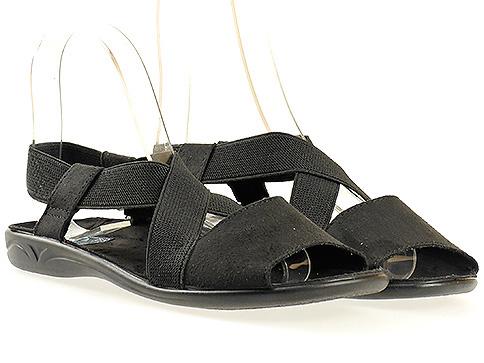 Дамски сандали от  висококачествен текстил с  анатомично ходило и уникална визия 17498ch
