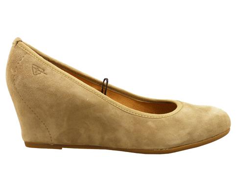 Стилни  дамски обувки с удобна платформа Tamaris 122431vk