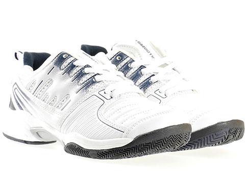 Класически маратонки в бял цвят, произведени за марката Bulldozer v6234-40b