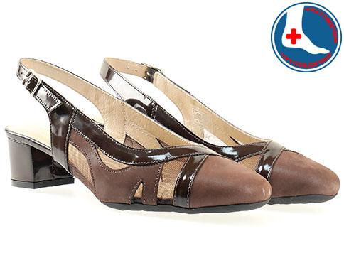 Анатомични дамски обувки от Naturelle, 100% естествена кожа z7614k