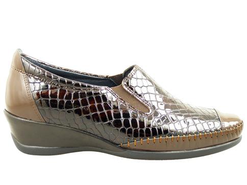 Ортопедични дамски обувки Naturelle тип мокасина с ластици z7069klkk
