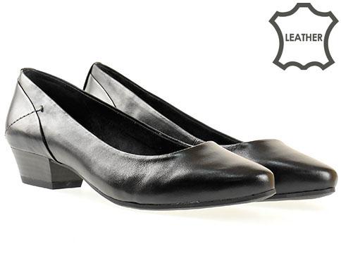 Дамски обувки Jana водещ немски производител, изключително удобни, изработени от естествена кожа 822200ch