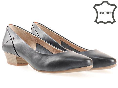 Дамски обувки Jana водещ немски производител, изключително удобни, изработени от естествена кожа 822200s