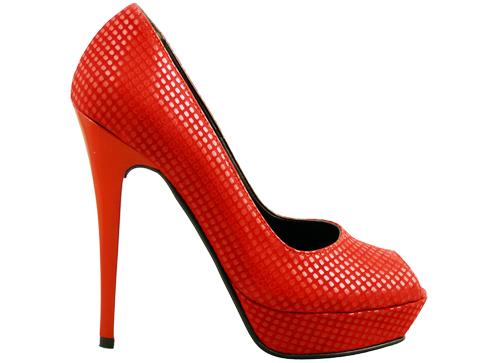Страхотен модел елегантни дамски обувки 3390tchv