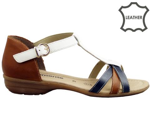 Ежедневни дамски сандал на водещия немски производител Remonte 3666ps