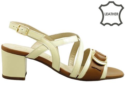 Стилни дамски сандали Naturelle, изпълнени от висококачествена естествена кожа z1601bj