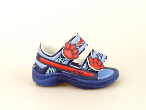 Детски сандали с две лепенки и меко ходило  8037020713