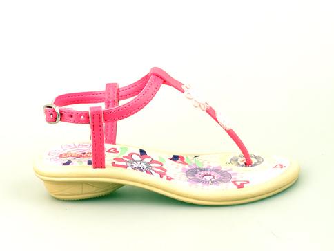Детски сандали от силикон с каишка  8026921755